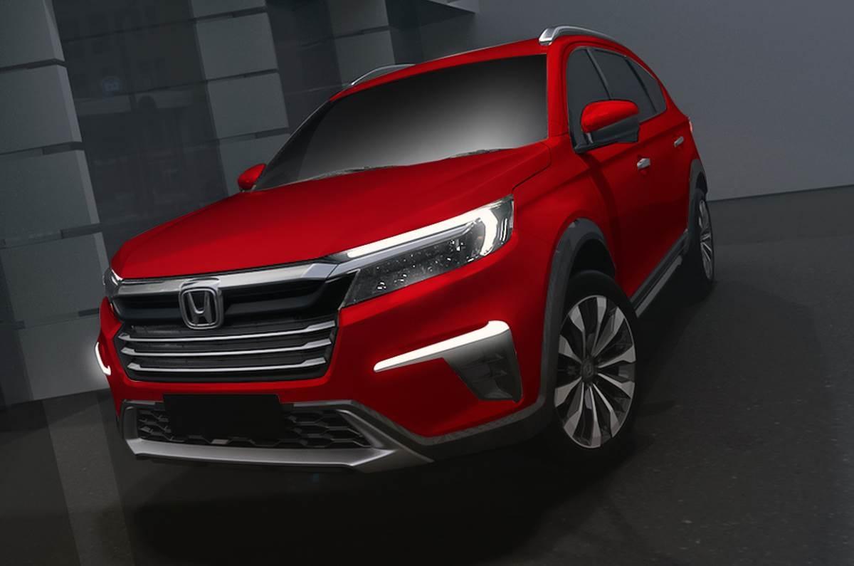 Concept Honda N7X được giới thiệu hồi tháng 5
