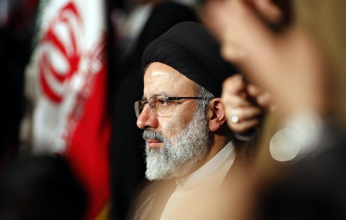 Tổng thống Iran Ebrahim Raisi. Ảnh: AFP