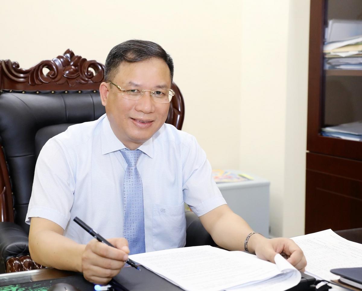 Ông Lê Hùng Sơn - Phó Tổng Giám đốc Bảo hiểm xã hội Việt Nam