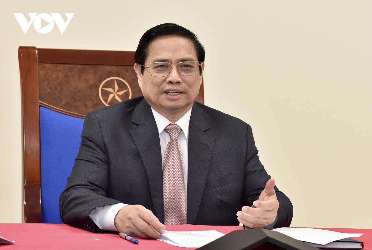 Thủ tướng Phạm Minh Chính khẳng định, Việt Nam luôn coi trọng quan hệ hữu nghị truyền thống với Cộng hòa Áo
