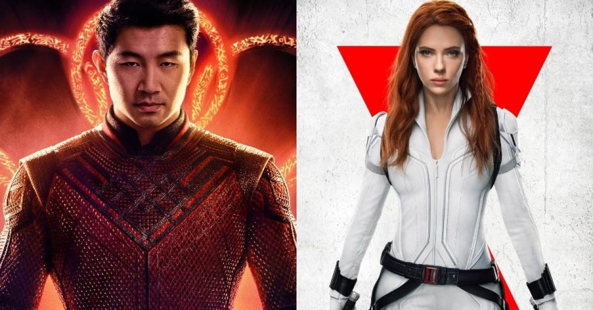 """Với doanh thu186,7 triệu USD, """"Shang-Chi"""" đã chính thức đánh bại """"Black Widow""""."""