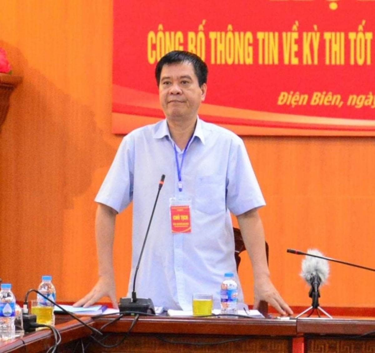 Bị can Nguyễn Văn Kiên