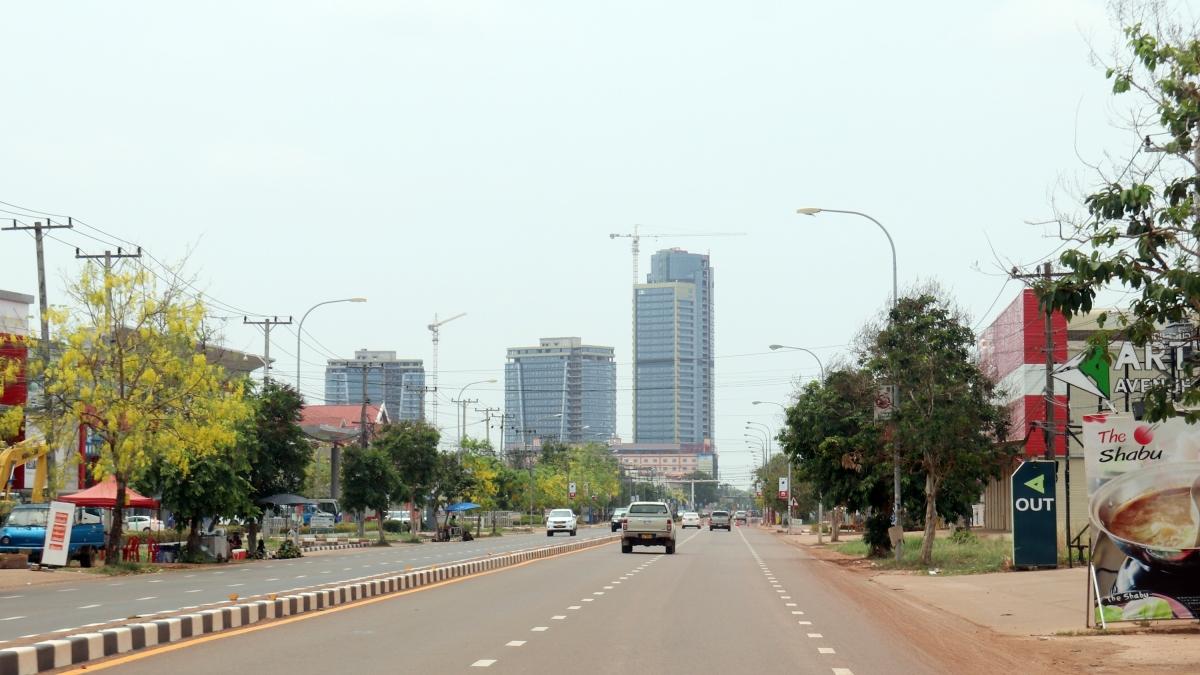 Ngày 16/9, thủ đô Vientiane ghi nhận 9 ca lây nhiễm Covid-19 trong cộng đồng.