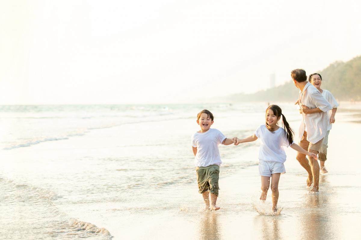 Ngôi nhà thứ hai ven biển mang đến trải nghiệm sống đẳng cấp với lợi ích tuyệt vời cho sức khoẻ thể chất lẫn tinh thần.