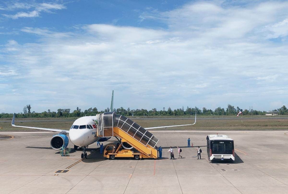 Phục vụ chuyến bay đặc biệt này là máy bay Airbus hiện đại