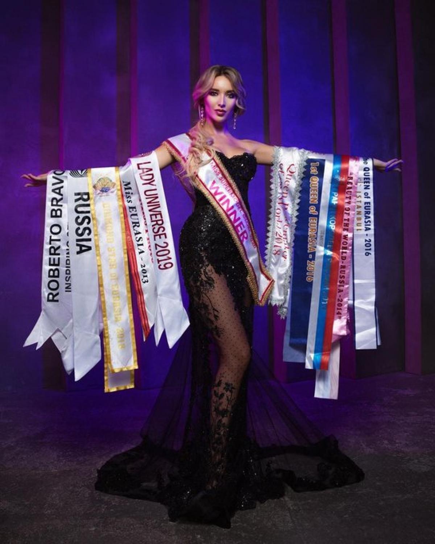 Từ năm 2013 đến 2020, Yulia đã tham dự và giành chiến thắng tại 15 cuộc thi sắc đẹp.