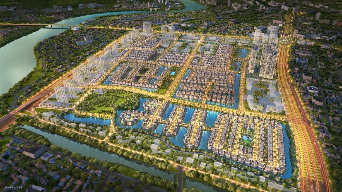 Nằm trong khu đô thị Vinhomes Star City, phân khu Hướng Dương sở hữu vị trí đắc địa khi nằm cùng toạ độ của Trung tâm hành chính mới – trái tim của Thành phố Thanh Hoá
