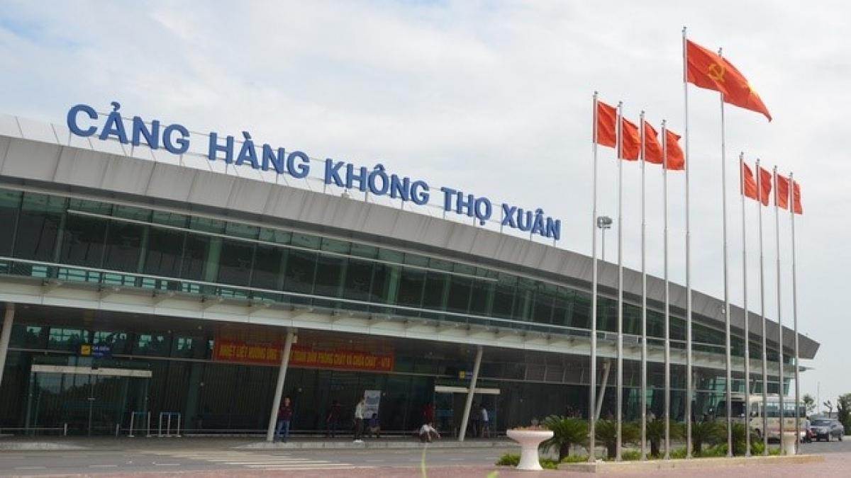 Hạ tầng Thanh Hóa đang được đầu tư mạnh mẽ, trong đó có tuyến đường từ thành phố Thanh Hóa đi sân bay Thọ Xuân sắp hoàn thiện.
