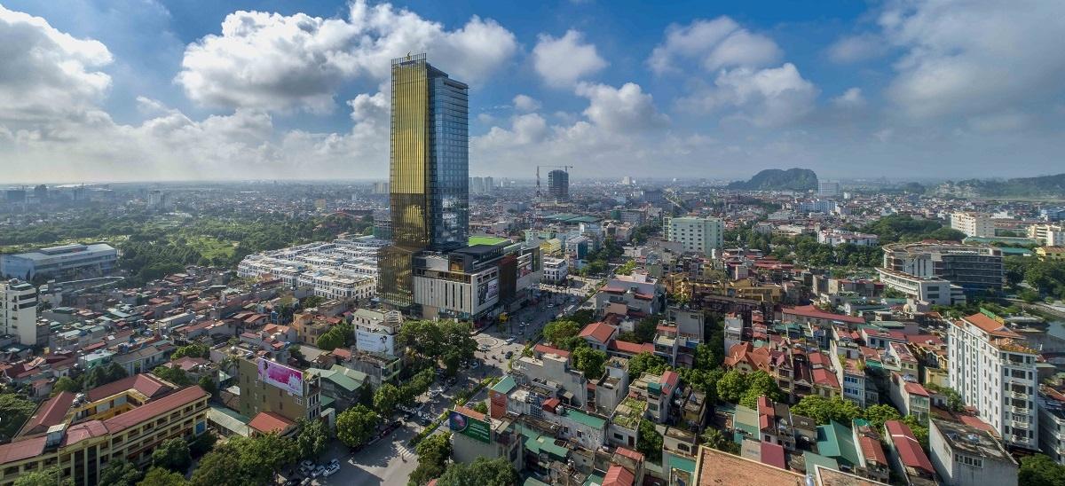 Nhiều nhà đầu tư hiện diện đã làm thay đổi diện mạo đô thị Thanh Hóa.