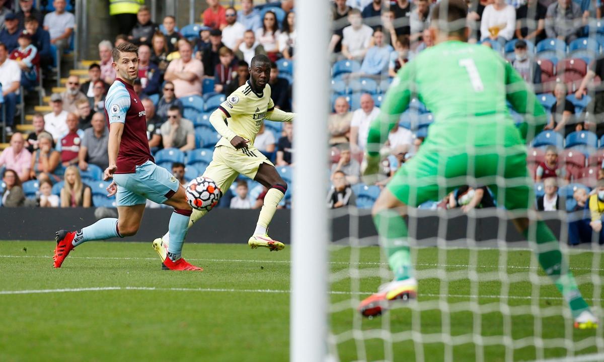 Arsenal nhập cuộc đầy quyết tâm trong chuyến làm khách Burnley tại vòng 5 Ngoại hạng Anh.