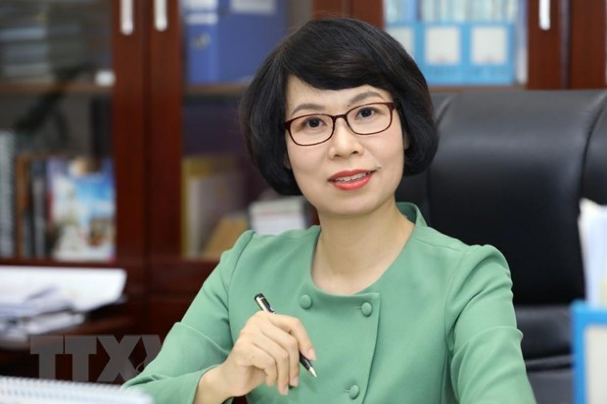 Bà Vũ Việt Trang