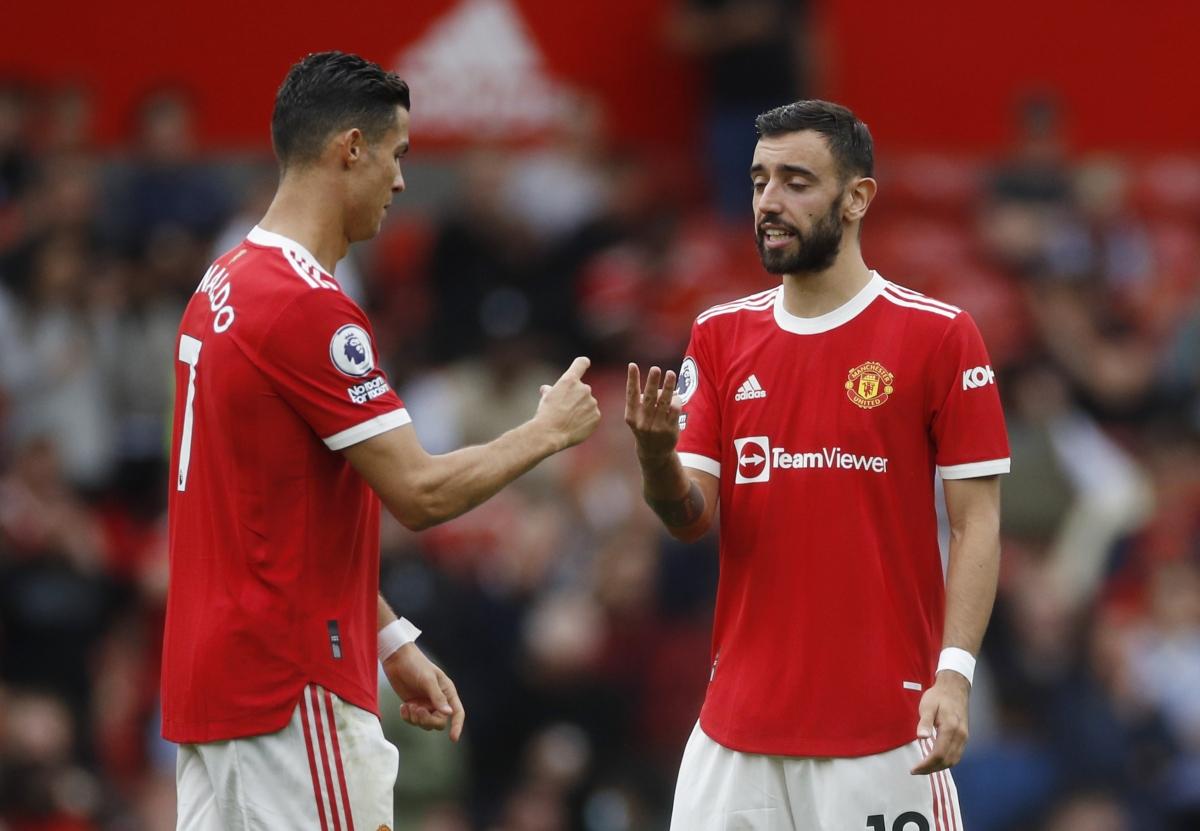 MU gây thất vọng lớn khi thua Aston Villa (Ảnh: Reuters).
