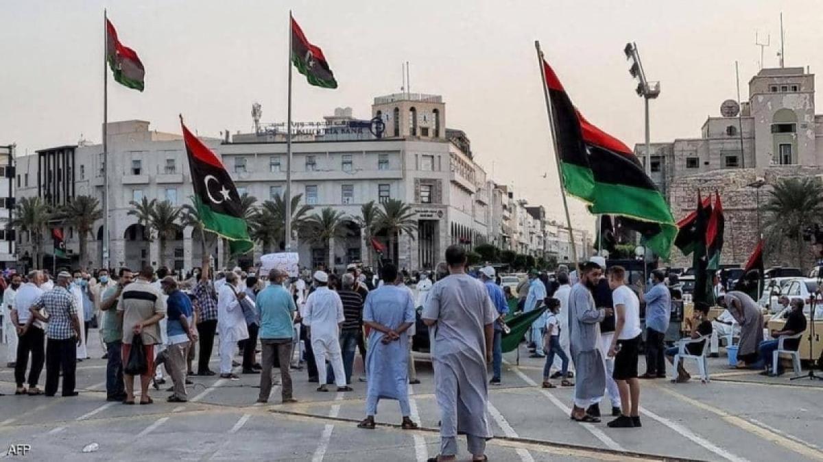 Quốc tế cảnh báo những diễn biến nguy hiểm ở Libya trước bầu cử. Ảnh: AFP