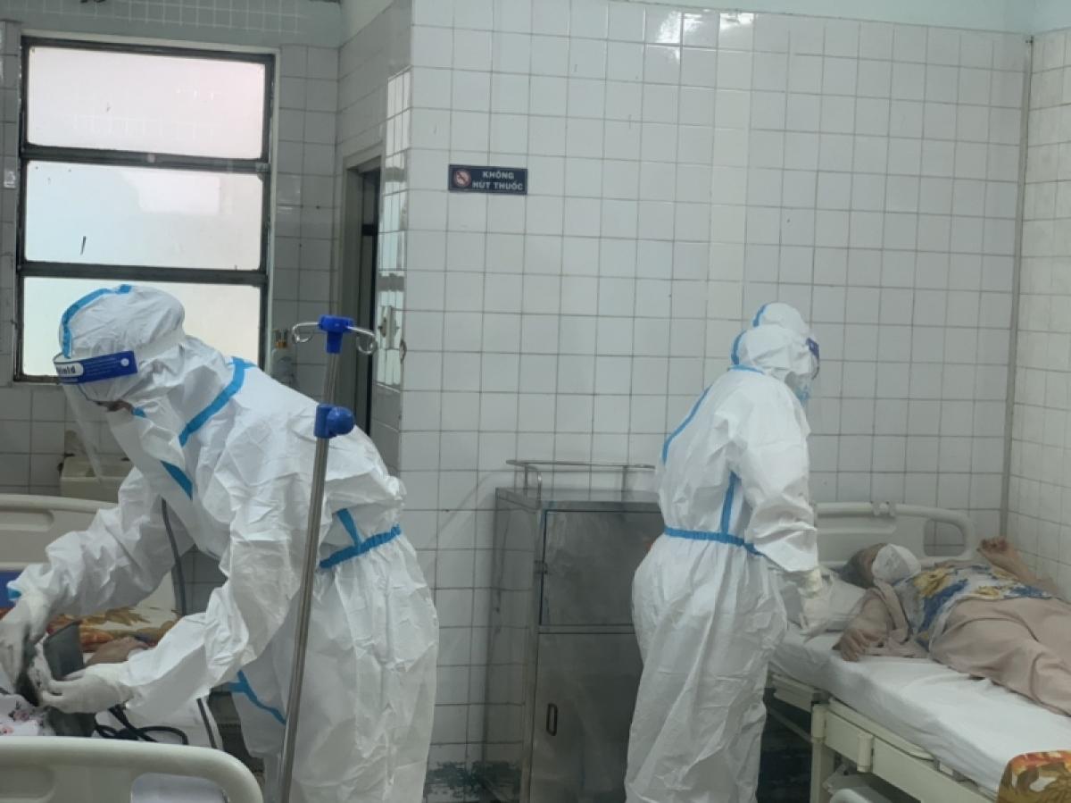 Bệnh viện Thống Nhất là nơi có khoa Hồi sức và phục hồi hức năng cho bệnh nhân hậu COVID-19 đầu tiên.