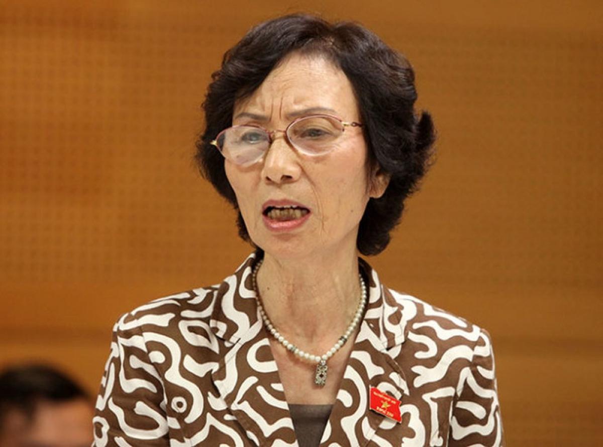 Bà Bùi Thị An (Ảnh: KT)