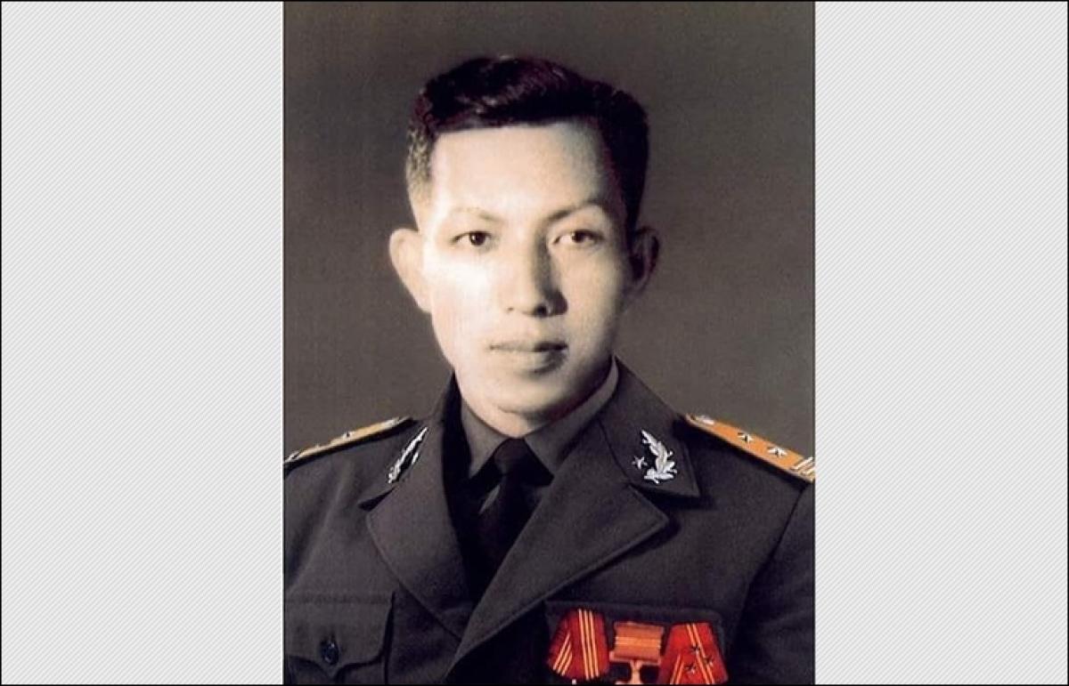 Trung tá Đặng Văn Việt