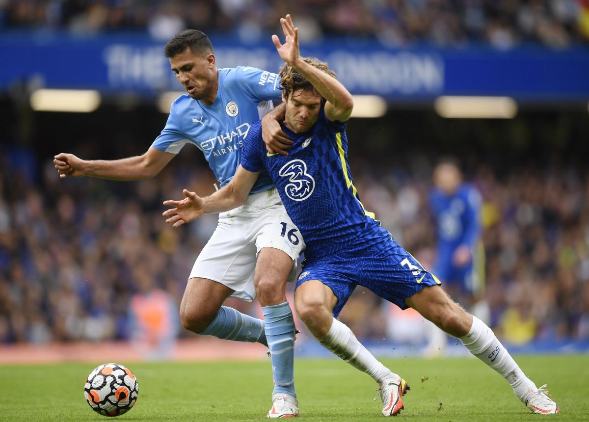Chelsea đang nỗ lực tìm kiếm bàn gỡ hòa nhưng chưa thành công. (Ảnh: Reuters).