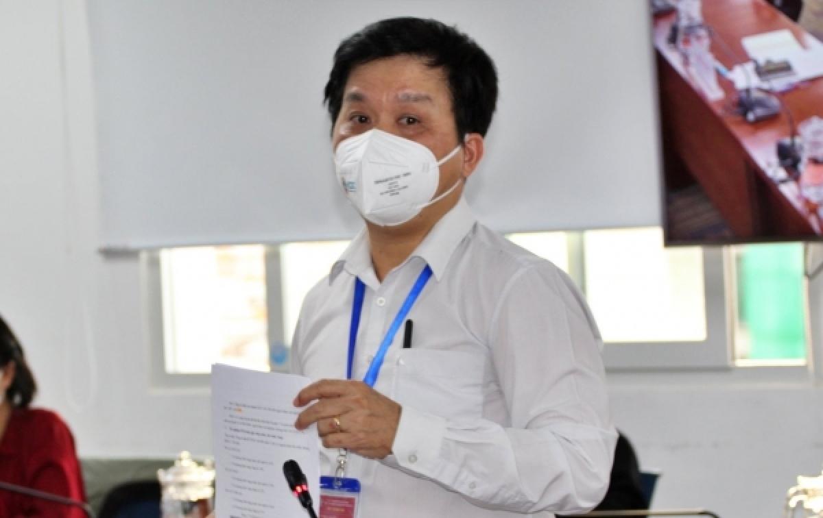 Bác sỹ Nguyễn Hồng Tâm cho biết Thành phố vẫn tiếp tục truy vết F1.