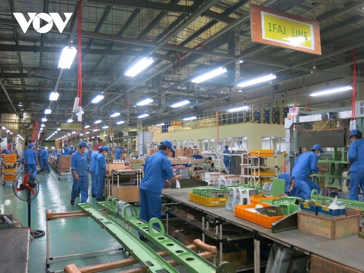 Hơn 85.500doanh nghiệp đã phải tạm dừng hoạt động trong 8 tháng qua, tăng hơn 24% so với cùng kỳ năm ngoái. (Ảnh minh họa)