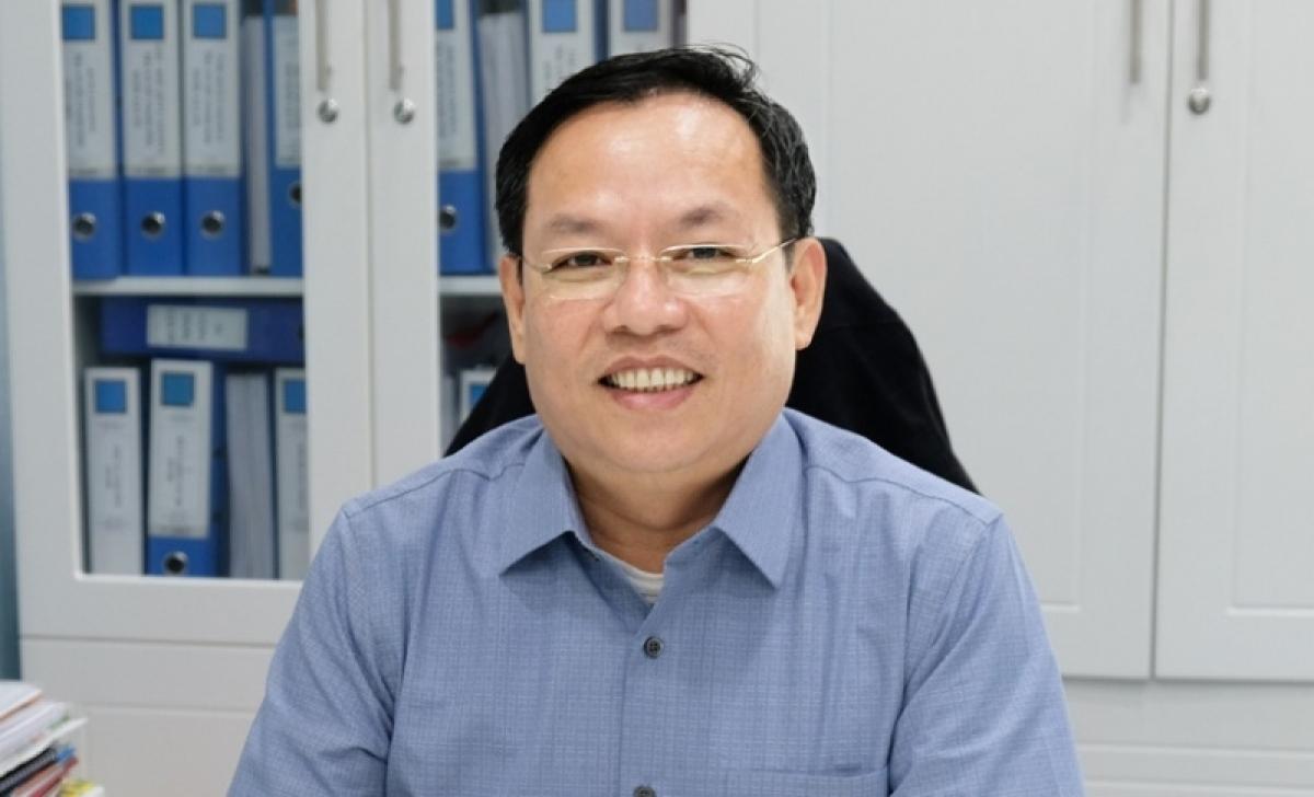 Bị can Diệp Dũng, cựu Chủ tịch HĐQT Liên hiệp HTX Thương mại TP.HCM - Saigon Co.op. Ảnh: Vietnambiz.vn