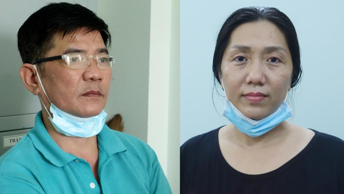 """Liên quan đến đường dây đánh bạc """"khủng"""", Nguyễn Tuấn Thanh và Lê Thị Hạnh vừa bị khởi tố, bắt giam"""