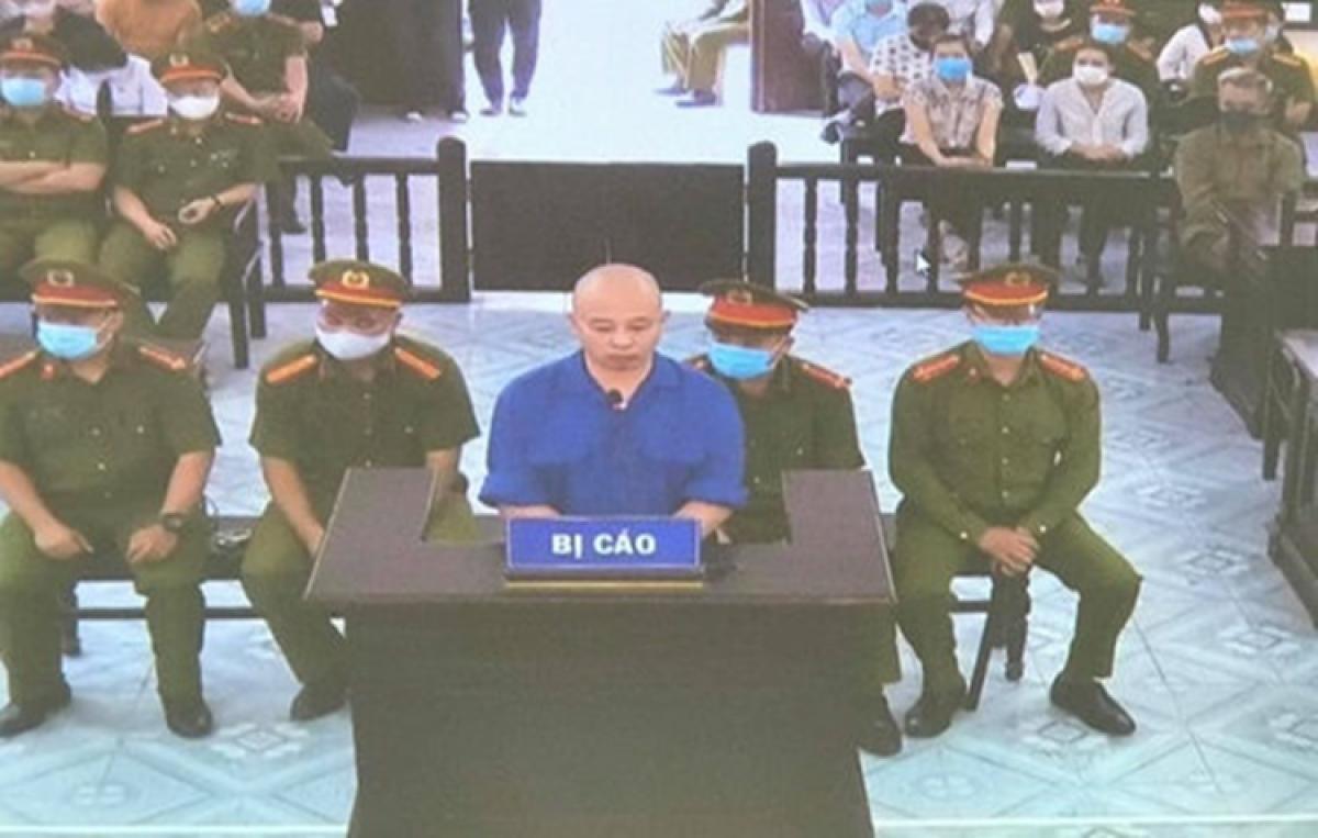 Nguyễn Xuân Đường bị xét xử trong vụ án trước đó.