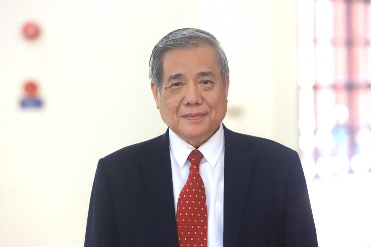 GS.TSKH. NGND Vũ Minh Giang – Chủ tịch Hội đồng khoa học và đào tạo (Đại học Quốc gia Hà Nội)