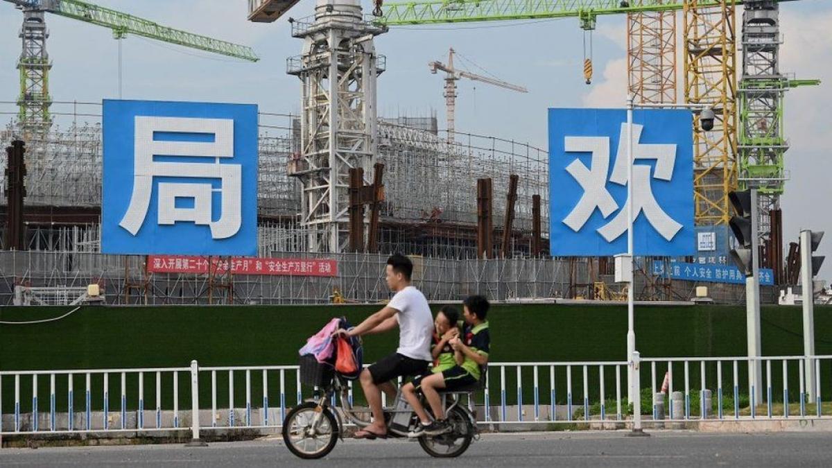 Các chủ nợ của Evergrande lo lắng khi chiến dịch siết chặt quản lý lĩnh vực bất động sản của Bắc Kinh được tiến hành mạnh mẽ. (Ảnh minh họa: FT)
