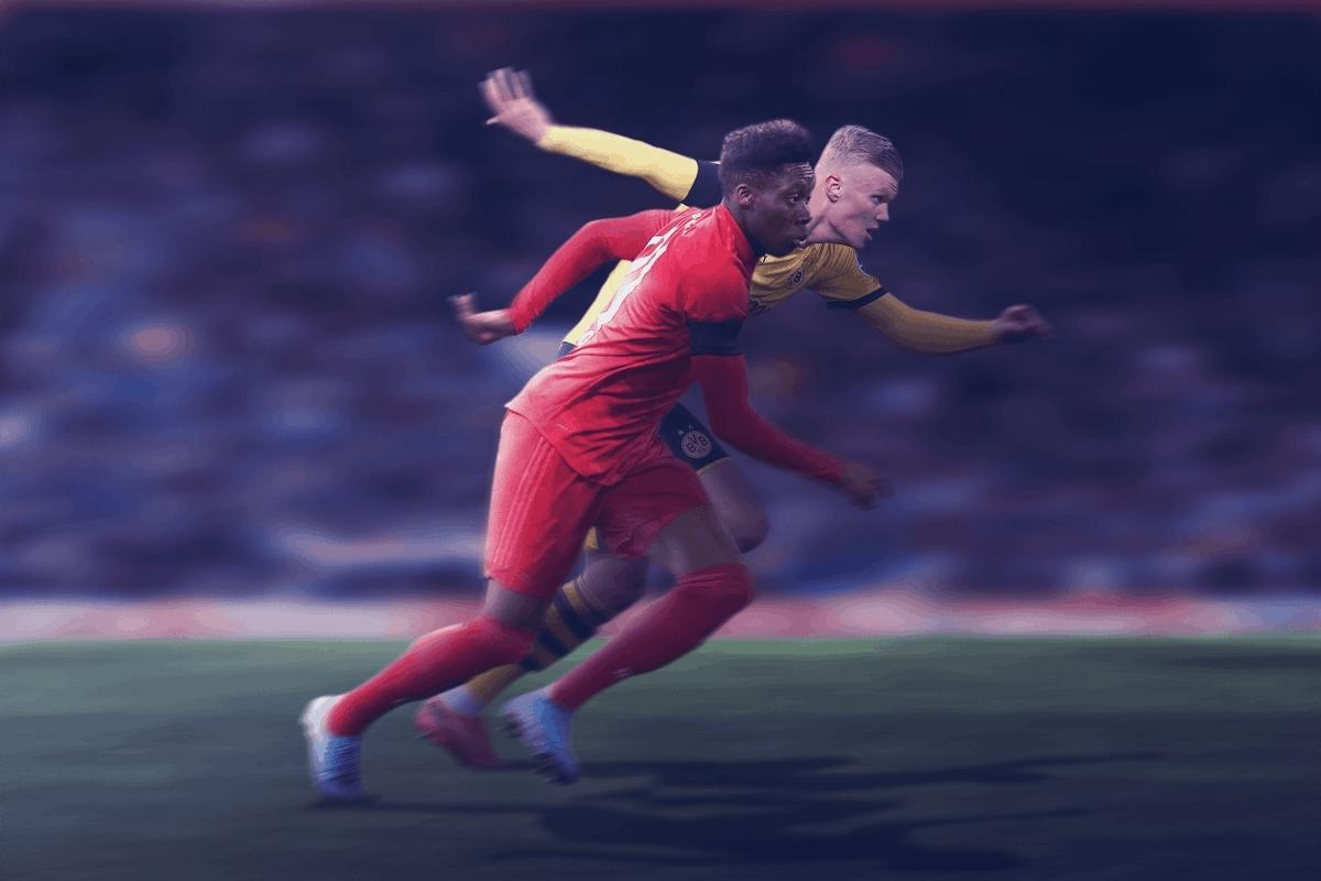 Top 10 cầu thủ trẻ xuất sắc nhất trong FIFA 22 gồm: