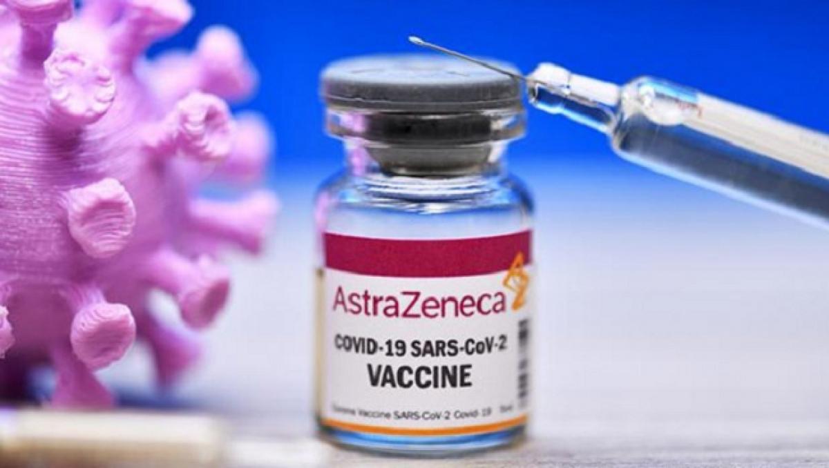 Vaccine AstraZeneca. (Ảnh: ND)