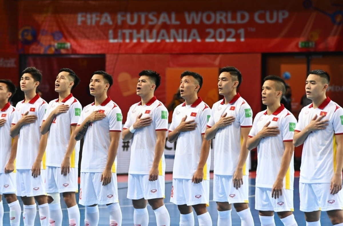 The Vietnamese team enters the game with high levels of determination, particularly as the winning team will have a great chance of advancing to the next round.