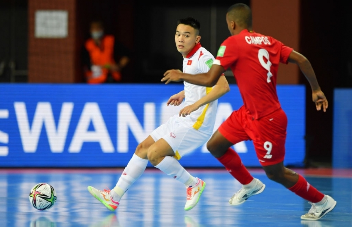 The Central American country dominates the game and put plenty of pressure on the Vietnamese team.