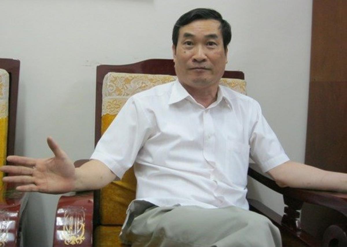 GS Đào Trọng Thinguyên Chủ nhiệm Ủy ban Văn hóa, Giáo dục, Thanh thiếu niên và Nhi đồng của Quốc hội. (Ảnh: KT)