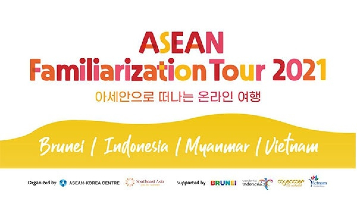 Vietnam tourism will be introduced at ASEAN Familiarization Tour 2021 (Photo:Yonhap)