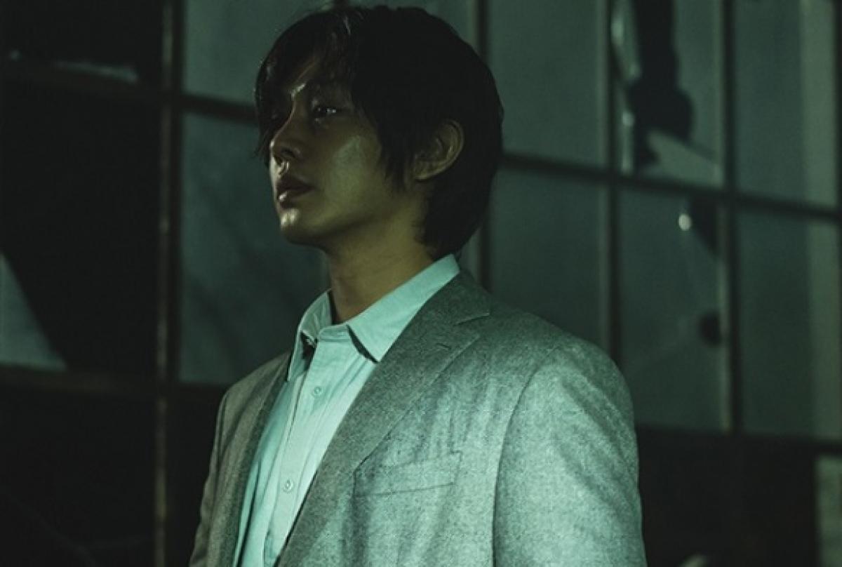 """""""Ảnh đế"""" Yoo Ah In đảm nhận vai thủ lĩnh tổ chức tôn giáo Jung Jin Soo."""