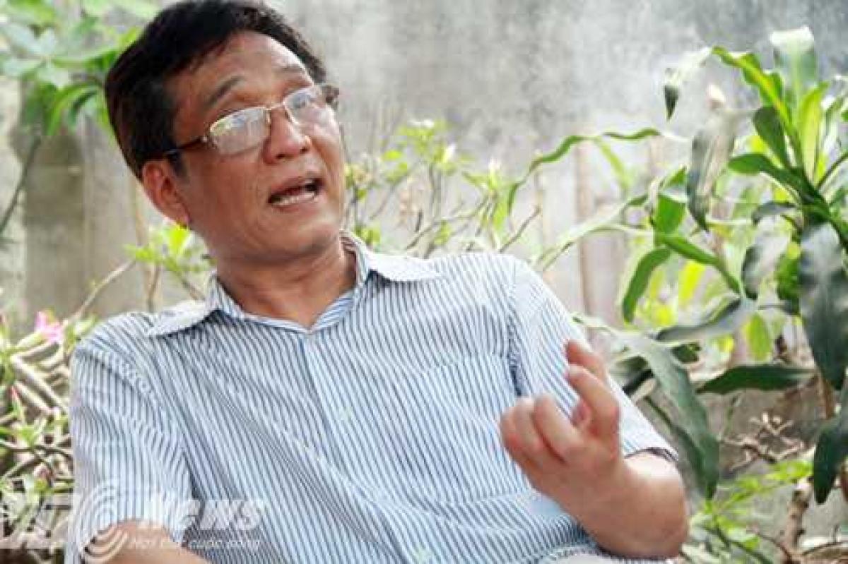 Tiến sĩ Hoàng Ngọc Giao (Ảnh: VTC News)