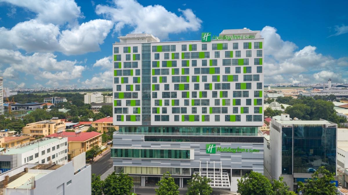 Holiday Inn & Suites Saigon Airport (Photo: Thanh Nien)