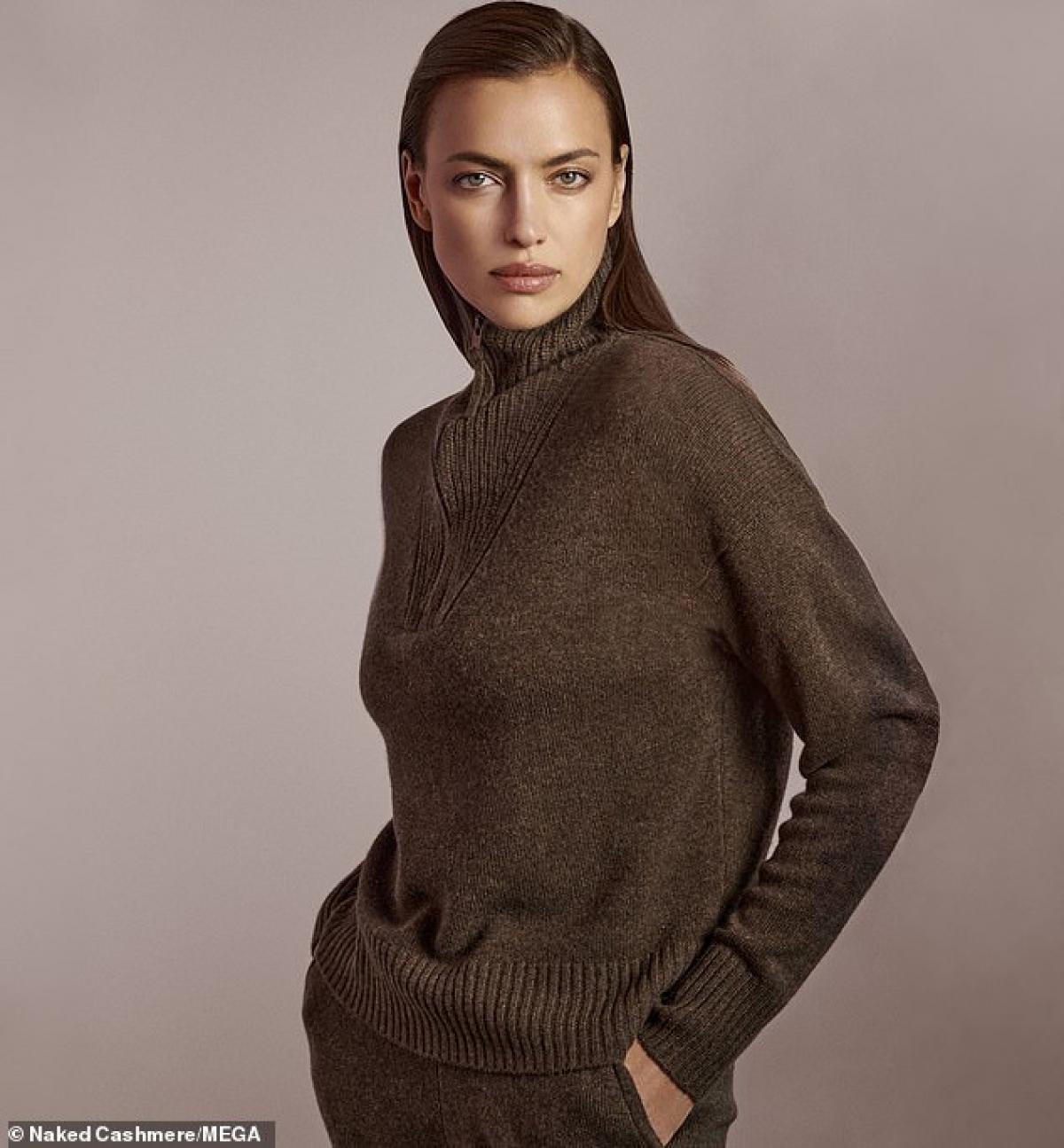 Irina Shayk gây ấn tượng trong buổi chụp hình thời trang mới đây.
