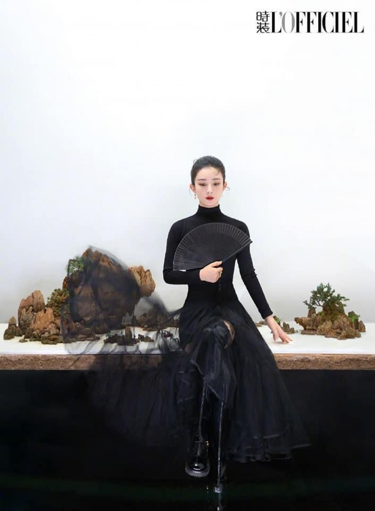 Ồn ào duy nhất về Triệu Lệ Dĩnh là cuộc hôn nhân với nam diễn viên Phùng Thiệu Phong.