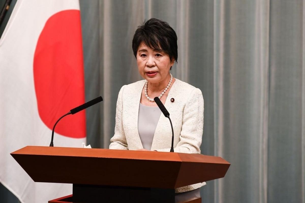 Bộ trưởng Tư pháp Nhật Bản - Kamikawa Yoko (Ảnh: Getty).