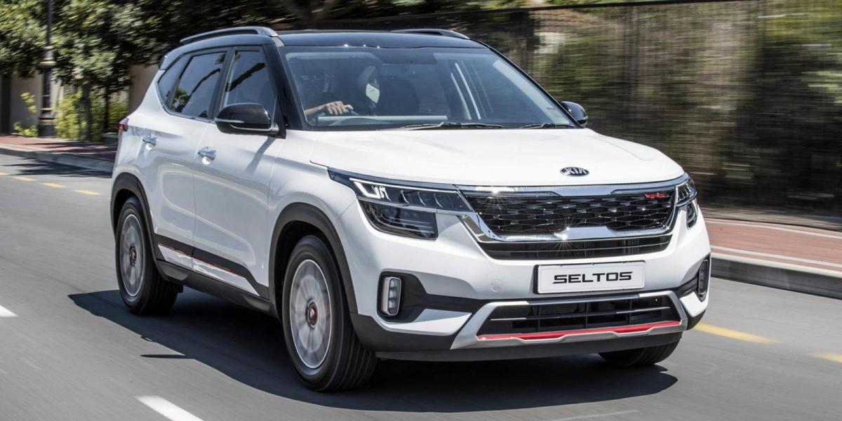 Kia Seltos tăng mạnh doanh số trong tháng 8