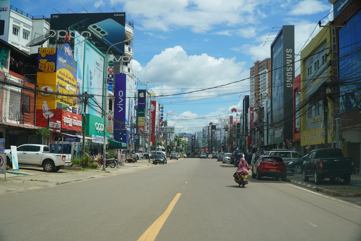 Covid-19 làm gián đoạn các hoạt động kinh tế ở Lào