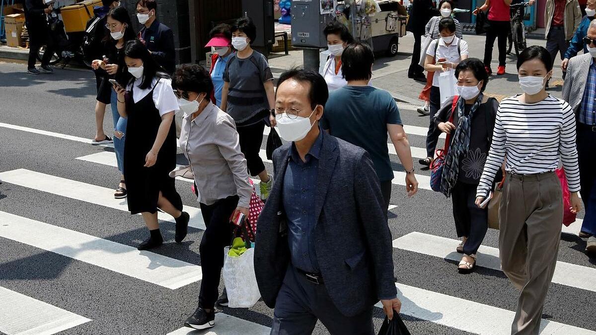 """Theo """"Chỉ số đổi mới toàn cầu"""" do Tổ chức Sở hữu trí tuệ thế giới (WIPO) xếp hạng, Hàn Quốc xếp hạng 5. Ảnh minh họa, nguồn: Reuters)"""