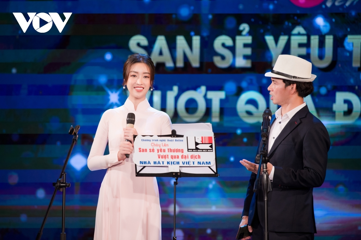 """Artists will have the chance to perform uniqueart performances, such as the dance excerpt """"Mua Dom Dom"""",known as """"Firefly season"""" in English, by the Vietnamese National Opera and Ballet, along with other performances by the Vietnam Tuong Theater and the Vietnam Circus Federation"""