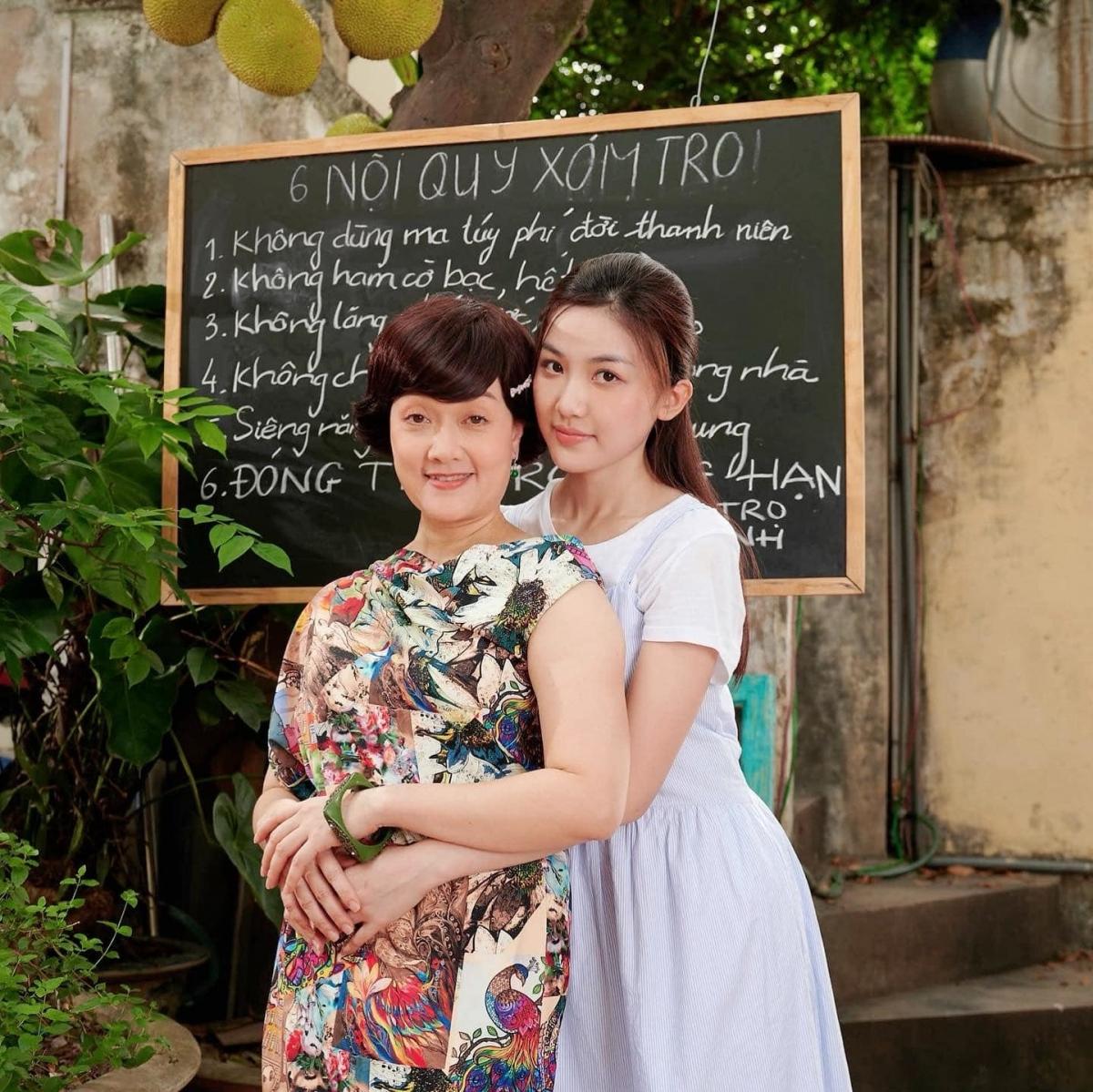 Lương Thanh và nghệ sĩ Vân Dung