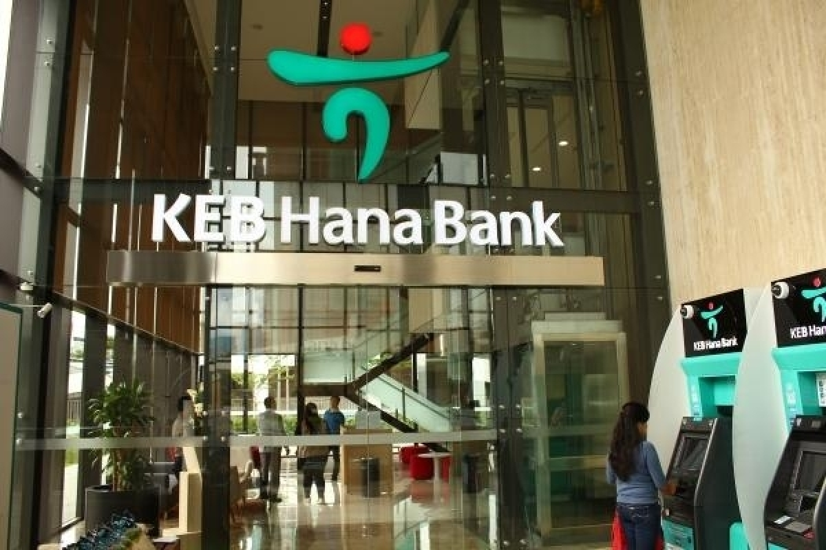 KEB Hana Bank has acquired a part of BIDV's charter capital with a value of US$ 878 million