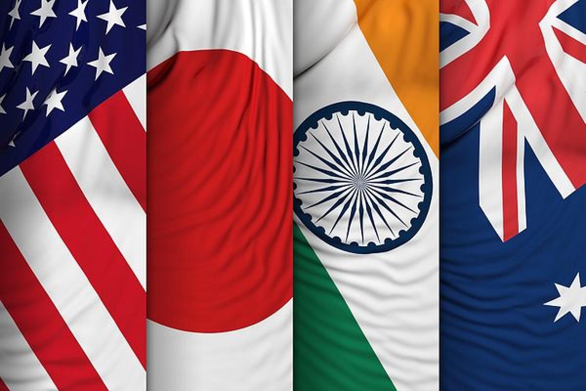 Hội nghị thượng đỉnh trực tiếp đầu tiên của lãnh đạo nhóm Bộ Tứ sẽ diễn ra ngày 24/9 tại Nhà Trắng. Ảnh minh họa: The Diplomat.