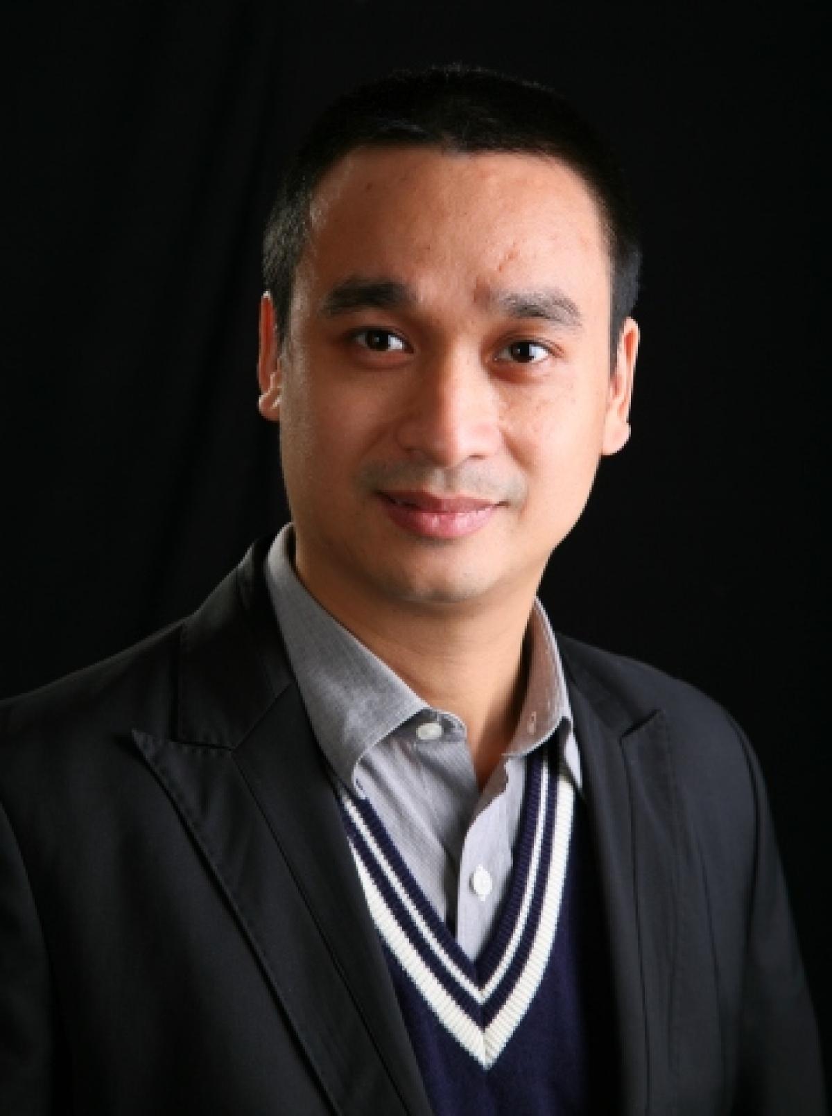 Nhạc sĩ Đỗ Hoàng Linh.