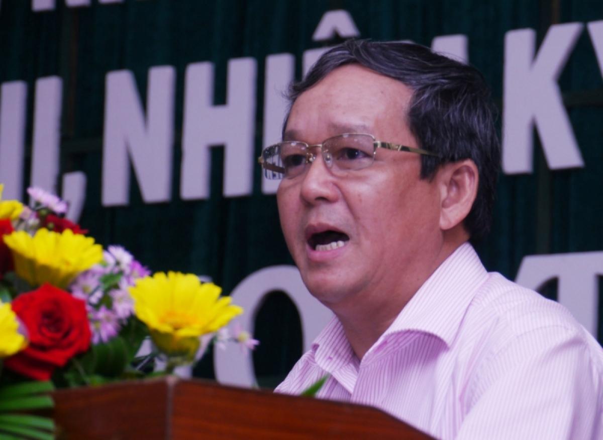 Miễn nhiệm chức danh Phó Cục trưởng Cục Thuế tỉnh Bình Định đối với ông Nguyễn Công Thành.