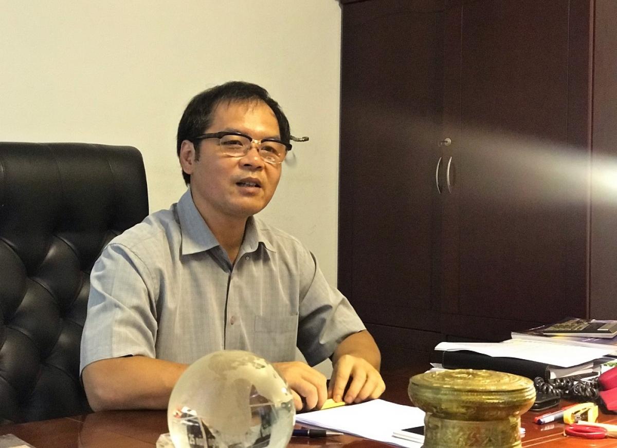 Ông Tô Hoài Nam, Phó Chủ tịch thường trực kiêm Tổng Thư ký Hiệp hội Doanh nghiệp nhỏ và vừa Việt Nam (VINASME)